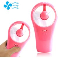 Ultra Portable Rechargeable Mini Cooling Fan USB Handheld Conditioner Battery Air Cooler USB Gadgets for Outdoor Life Sports HOT